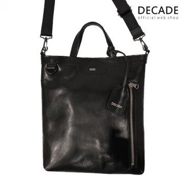 アンティークカウレザー・ミニトートショルダーバッグ DECADE(No-01188G-X) Antique Cow Leather Mini 2way Bag