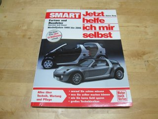 ForTwo&RoadSter1998〜2006 整備マニュアル  新品
