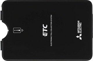 三菱電機 EP-7316BRK アンテナ分離・スピーカー一体型ETC車載器