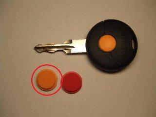 並行1つボタン替えラバー社外品