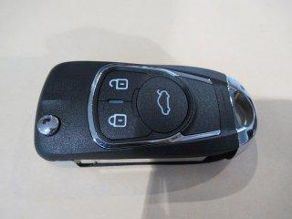 <img class='new_mark_img1' src='https://img.shop-pro.jp/img/new/icons1.gif' style='border:none;display:inline;margin:0px;padding:0px;width:auto;' />折り畳み式イモビキー451用【電波式】3ツボタン・社外品●黒ボタン