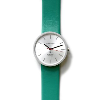 Comb-o Watch    37S Verde Acqua(ターコイズ)