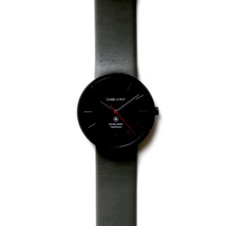 Comb-o Watch    R37B Nero(ブラック)