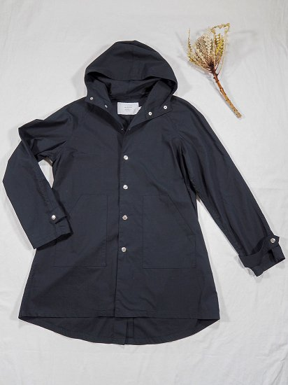 have a good day  フーデッドコート Hooded Coat 6