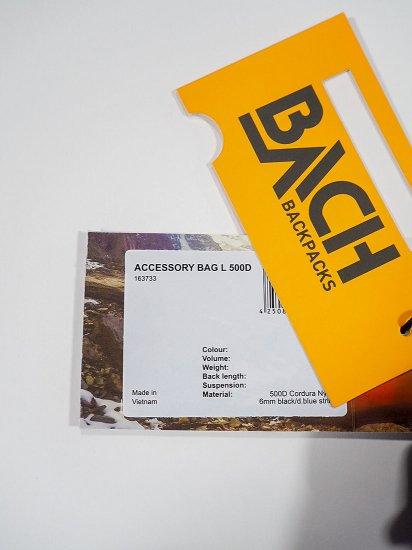 BACH  ACCESSORY BAG L ACC-L 6
