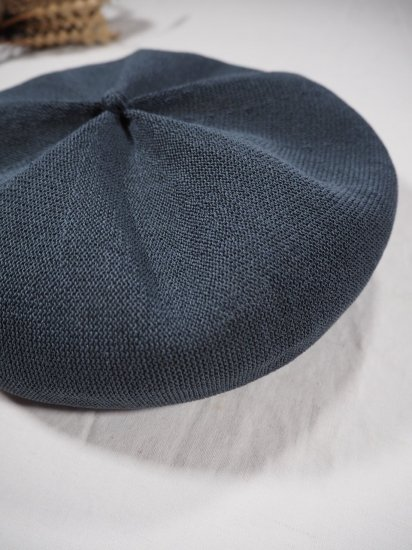 mature ha.  beret top gather big silk MAS20-20 4