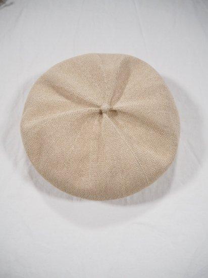 mature ha.  beret top gather big silk MAS20-20 5