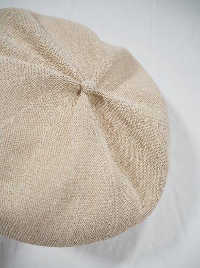 mature ha.  beret top gather big silk MAS20-20 6