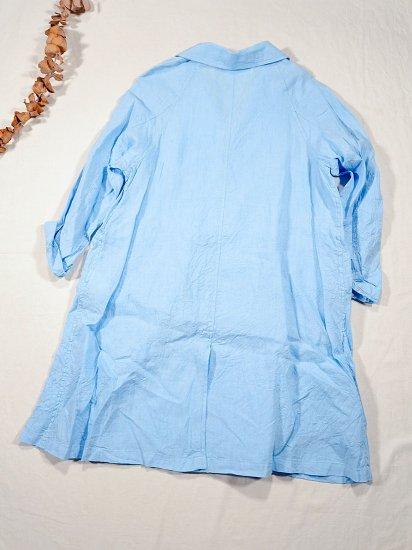 Yarmo  Raglan Linen Coat YAR-17SS CO1 2