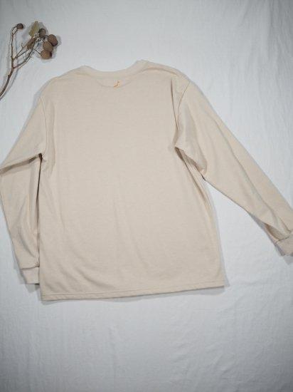 orSlow  LONG SLEEVE T-SHIRT 03-0013 8