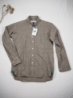 James Mortimer  BD COLLAR SHIRT