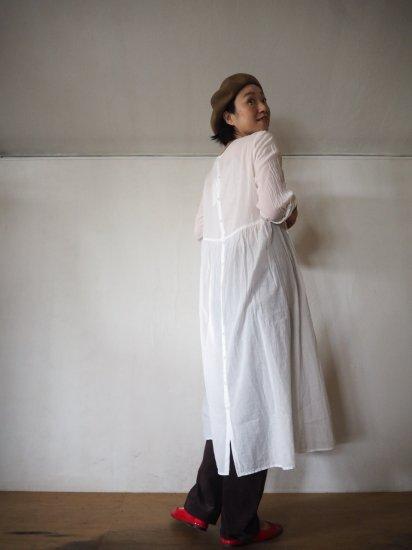 Bon Vieux Temps 刺繍ロングドレス 48921 9