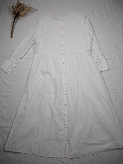 Bon Vieux Temps 刺繍ロングドレス 48921 4