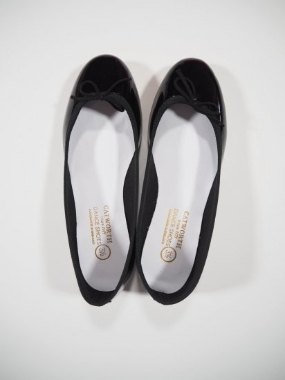 CATWORTH  Slip on Ballet Shoe CAT07 2