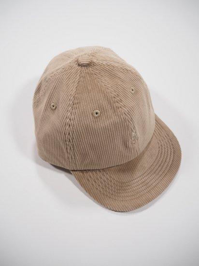 GRAMICCI  CORDUROY UMPIRE CAP GAC-19F025 5