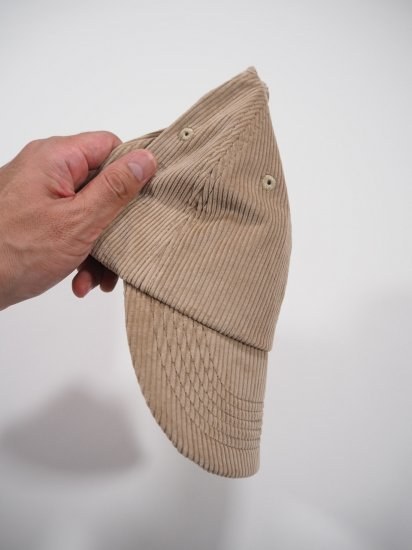 GRAMICCI  CORDUROY UMPIRE CAP GAC-19F025 8