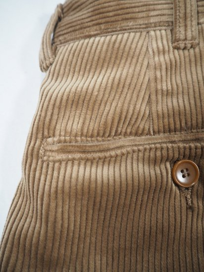 LENO  Homme Corduroy Trousers  H1902-PT003 8