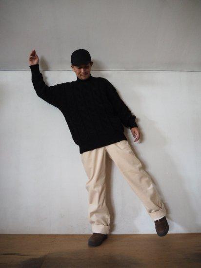 LENO  Big Cable Sweater U1902-K002 12