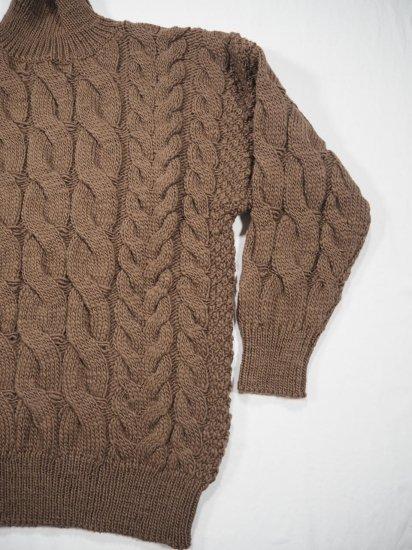 LENO  Big Cable Sweater U1902-K002 6