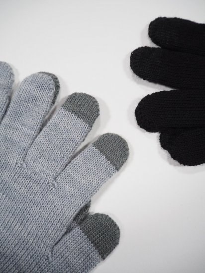 Rototo MERINO WOOL TOUCH PANEL GLOVE R1261 0