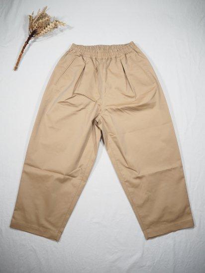 COMMENCEMENT  T/C WIDE PANTS C-108 6