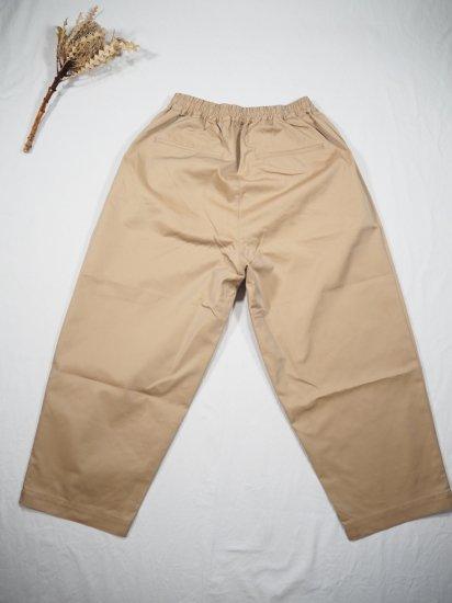 COMMENCEMENT  T/C WIDE PANTS C-108 8