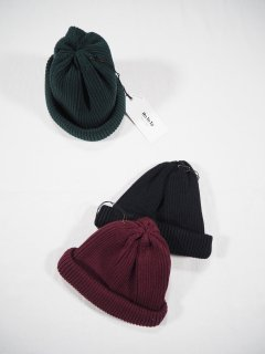 Rototo COTTON ROLL UP BEANIE