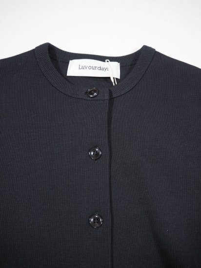 LUV OUR DAYS  CREW-NECK CARDIGAN LV-CT9329 1
