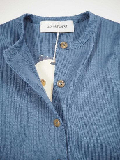 LUV OUR DAYS  CREW-NECK CARDIGAN LV-CT9329 4