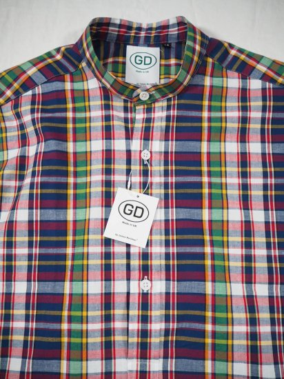 GD by James Mortimer IRISH GRANDAD SHIRTS  GRANDAD 0