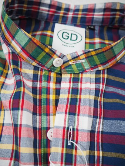 GD by James Mortimer IRISH GRANDAD SHIRTS  GRANDAD 1