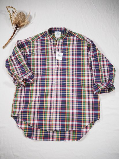 GD by James Mortimer IRISH GRANDAD SHIRTS  GRANDAD 3