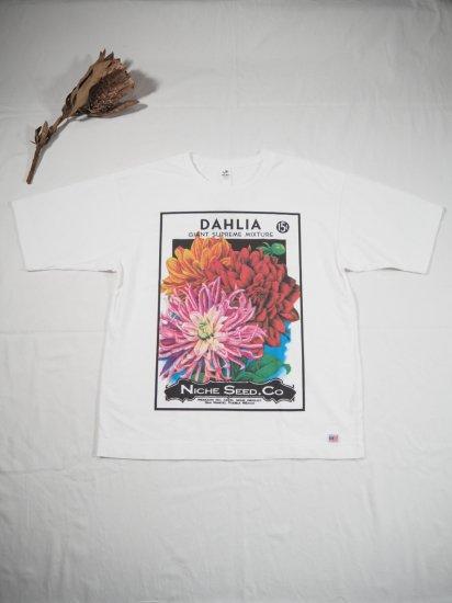 Niche.  FLOWER SEEDS Tシャツ FLOWER 0