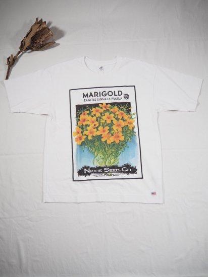 Niche.  FLOWER SEEDS Tシャツ FLOWER 10