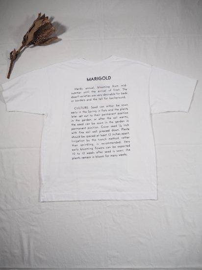 Niche.  FLOWER SEEDS Tシャツ FLOWER 12