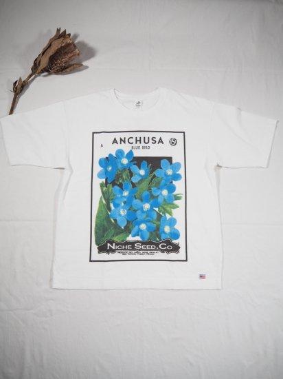 Niche.  FLOWER SEEDS Tシャツ FLOWER 7