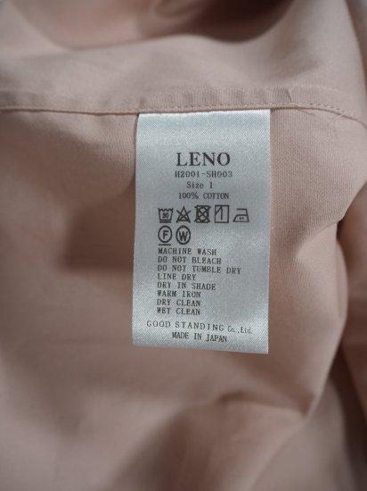 LENO  OPEN COLLAR SHIRT H2001-SH003 7