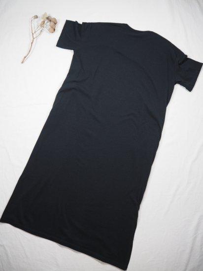 SOIL  CREW NECK JERSEY DRESS GNSL20032 9