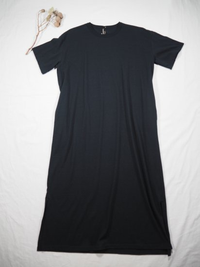 SOIL  CREW NECK JERSEY DRESS GNSL20032 6