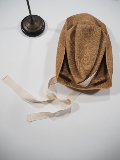 mature ha.  BOXED HAT 11� BRIM [garden ribbon] MBOX-101GA 4