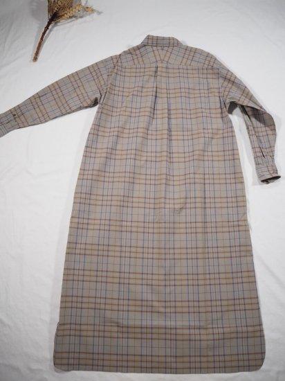 LENO  OPEN-FRONT DRESS L2002-DR001 4