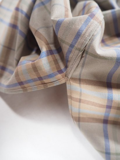 LENO  OPEN-FRONT DRESS L2002-DR001 6