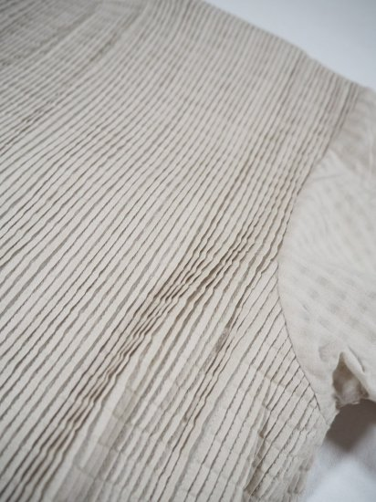 maison de soil MINI PINTUCK WRAP DRESS  NMDS20543 8