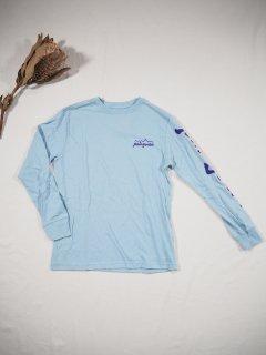 patagonia Boys' Long-Sleeved Graphic Organic T-Shirt [FSBK ]