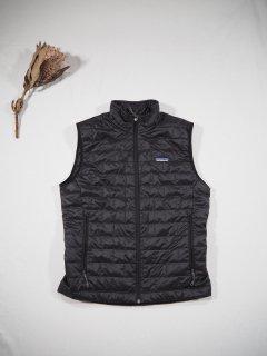 patagonia M's Nano Puff Vest [BLK ]