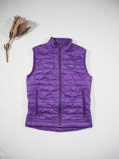 patagonia M's Nano Puff Vest [PUR]