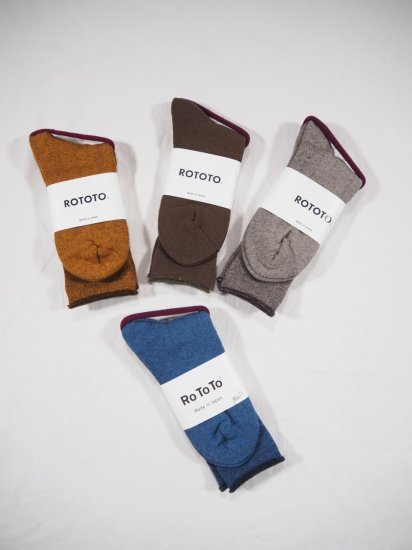 Rototo CITY SOCKS R1044 12