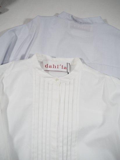dahl'ia  オックスフォードブラウス DBL-294TKO 5