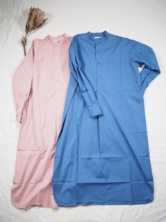 <img class='new_mark_img1' src='https://img.shop-pro.jp/img/new/icons14.gif' style='border:none;display:inline;margin:0px;padding:0px;width:auto;' />LENO  BAND COLLAR PULLOVER DRESS