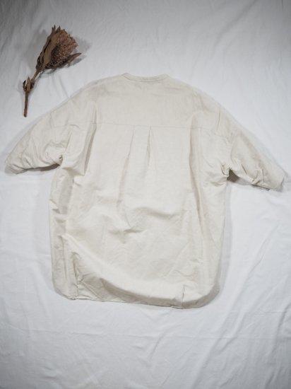 Squady ツイルVネックシャツ 510-1263 4